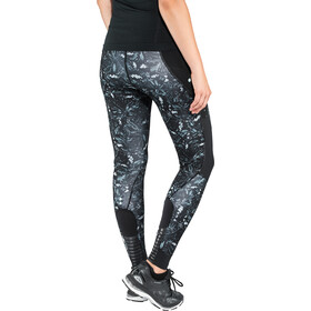 Zone3 Compression Collant Femme, black/mint/digital